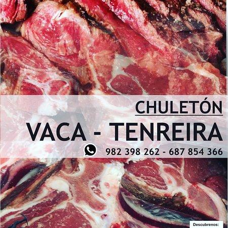 Begonte, Spain: www.tabernadolabrego.com