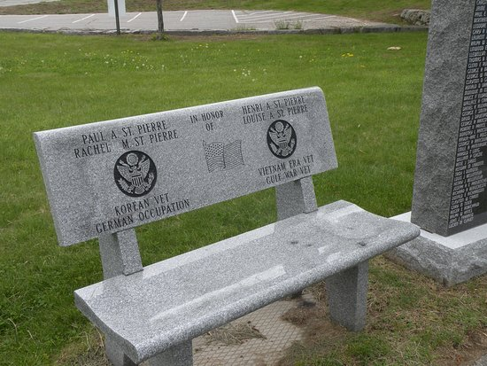 Strange Memorial Granite Benches Are Lasting Tributes To Local Ibusinesslaw Wood Chair Design Ideas Ibusinesslaworg