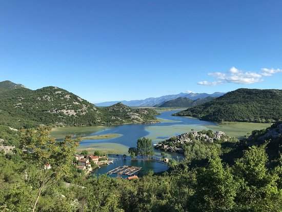 Piece of history- Cetinje, National Park Skadar lake with lunch and boat ride: National Park Skadar Lake