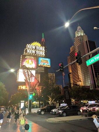 New York - New York Hotel and Casino Φωτογραφία
