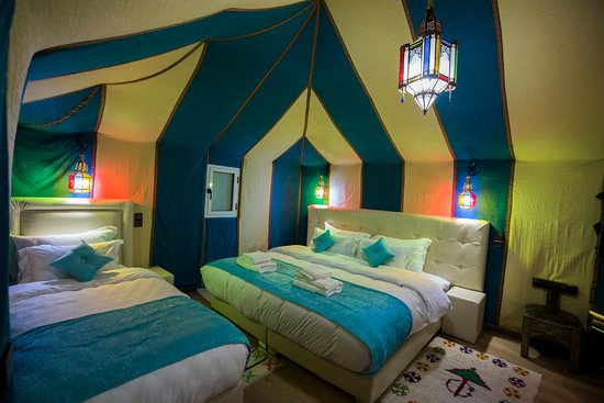 Sahara Sky Luxury Camp