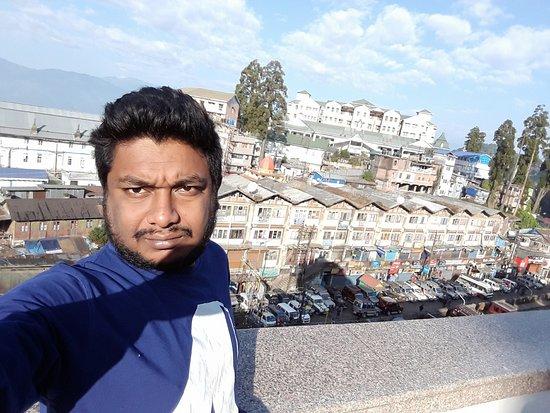 Hotel Yakkha Residency: great veiw
