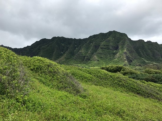 Kaneohe, Hawái: Valley