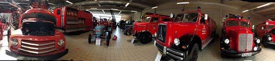 Waldkraiburg, Tyskland: Feuerwehr Museum Bayern