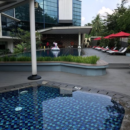 Gran Melia Jakarta: Impressions