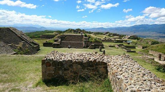 Monte Alban: 2016年10月