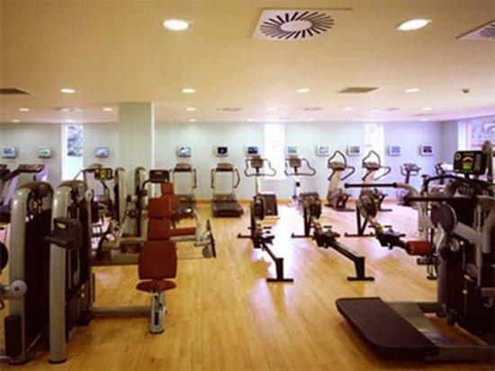 Blue Pearl Hotel: Health club