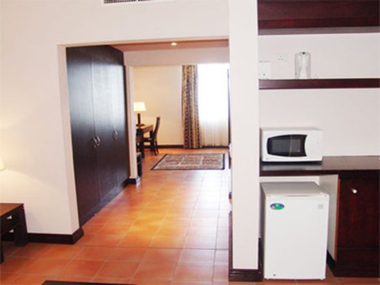 Blue Pearl Hotel: Guest room