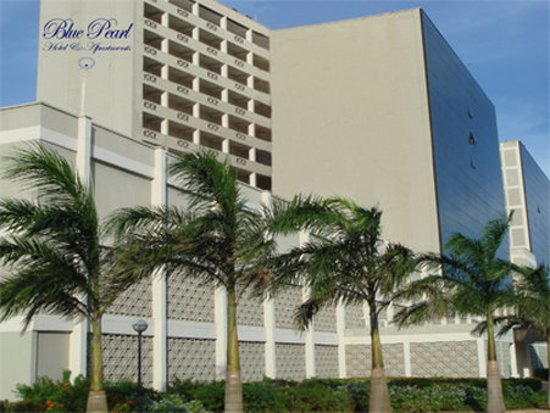 Blue Pearl Hotel: Exterior