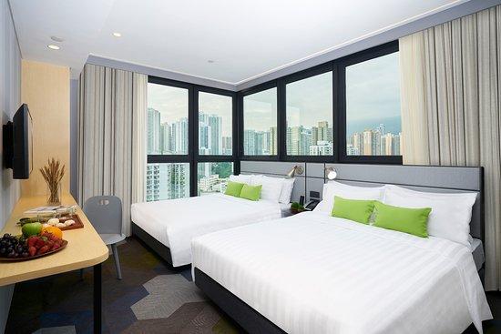 Hotel Ease Access . Tsuen Wan