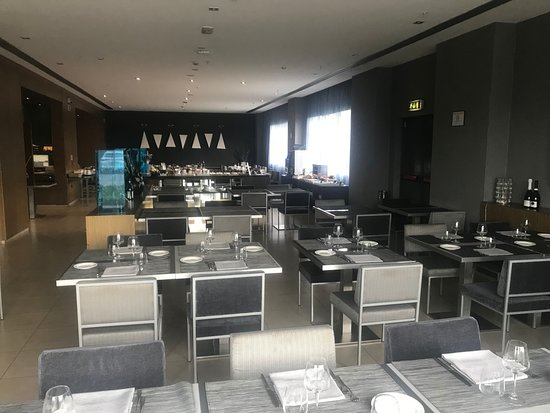 AC Hotel Vicenza: Restaurante