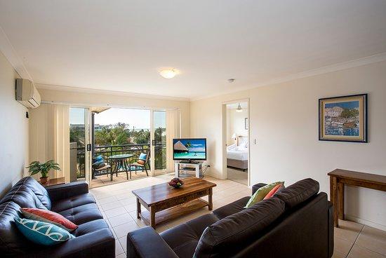Tugun, Австралия: garden view apartment