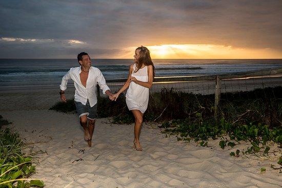 Tugun, Australia: sunrise