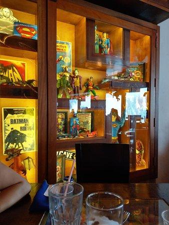 Restaurante La Jugueteria Cedritos: Decoración