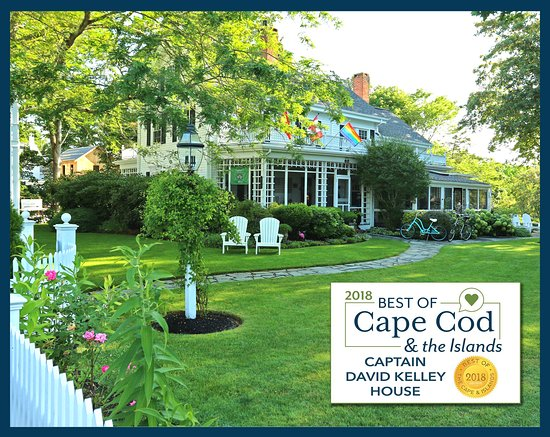 Centerville, MA: 2018 Best B&B in Cape Cod Life magazine!