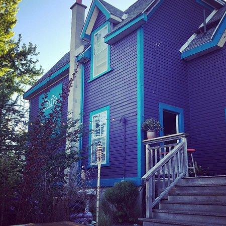 Purple House Φωτογραφία