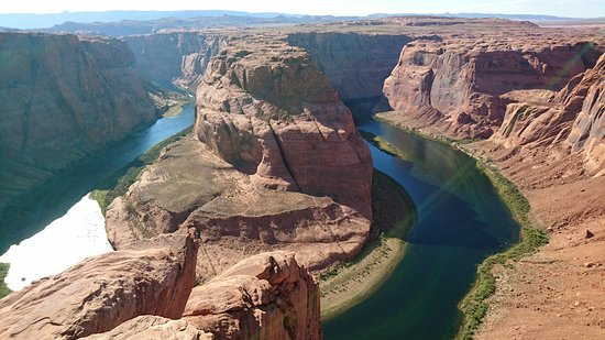 Horseshoe Bend: 2016年9月
