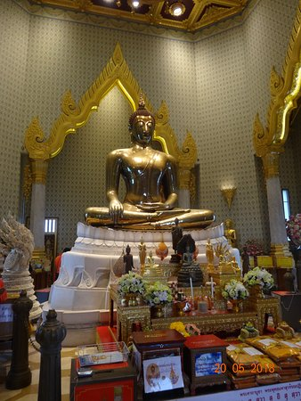 Temple du Bouddha d'or : Highlight of the temple
