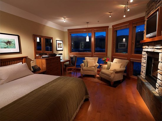 Sonora Island, Canada: Guest room
