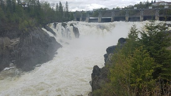 Grand Falls照片