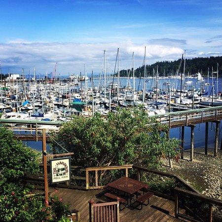Seafood Restaurants Bainbridge Island Wa
