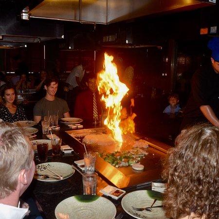 Bilde fra Tsunami Japanese Steakhouse