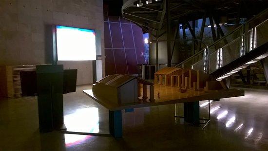 Museo del Foro de Caesaraugusta: Recreación en el Foro.