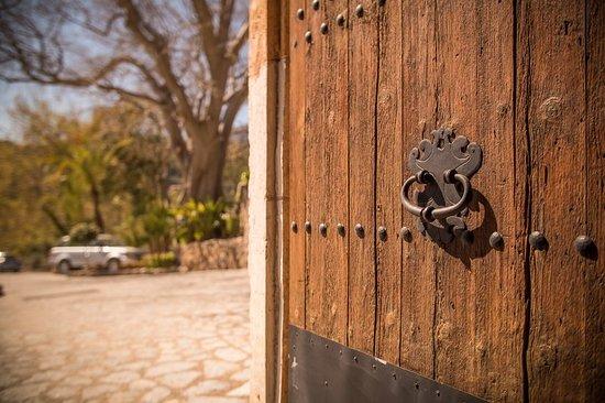 Puigpunyent, Spain: Exterior