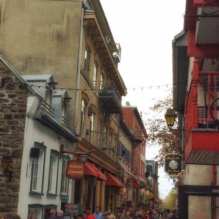 Lower Town (Basse-Ville): Basse-Ville , Quebec City