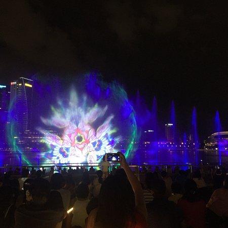 Spectra - A Light And Water Show Φωτογραφία