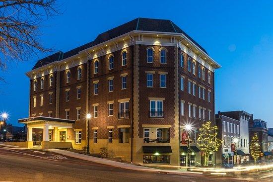 Mount Vernon, Οχάιο: Exterior