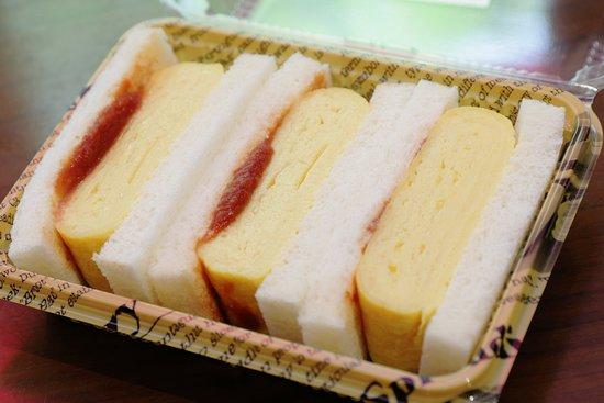 焼き 玉子 サンド 厚