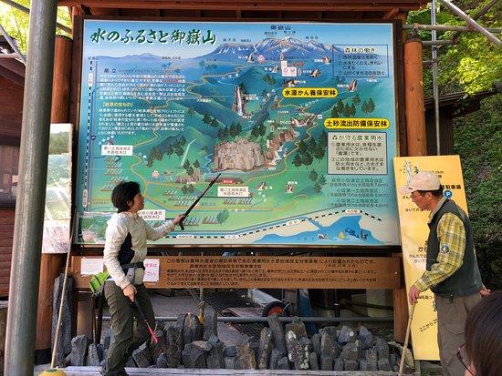 Osakacho Waterfalls: our guide from Hida-Osaka 200falls