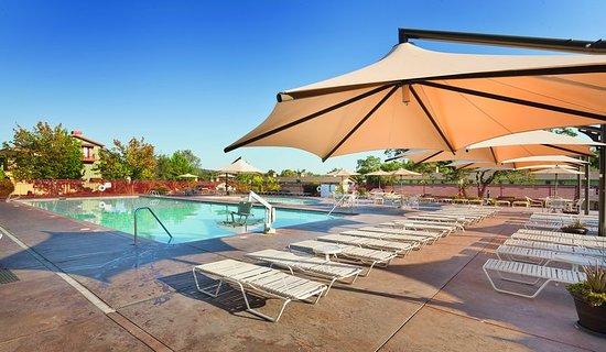 Angels Camp, Californie : Pool