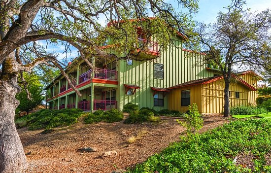 Angels Camp, Californie : Exterior
