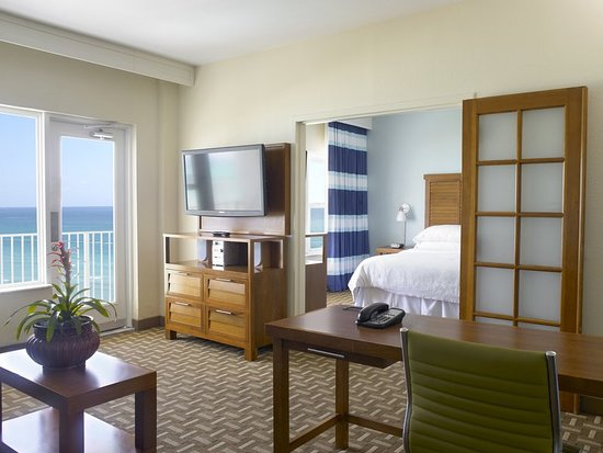 Four Points by Sheraton Miami Beach: Guest room amenity