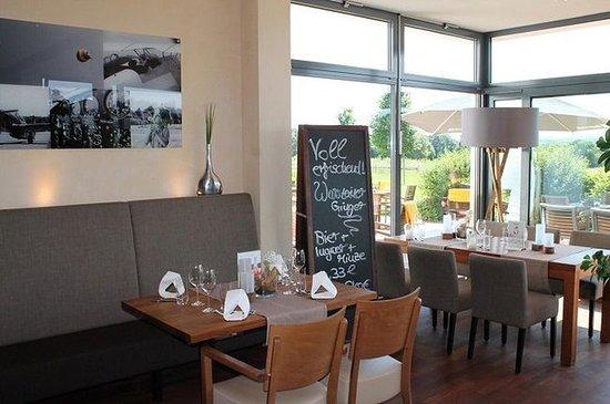 Buren, ألمانيا: Restaurant