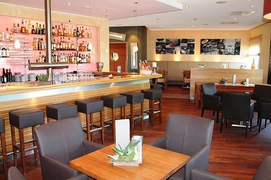 Buren, ألمانيا: Bar/Lounge