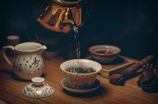 Tea Taste Explosion in Old Town Taipei
