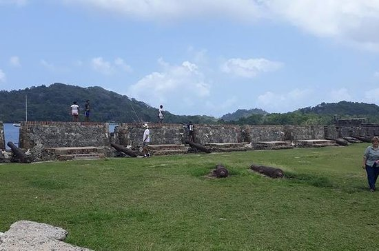 Portobelo, Canal Expansion Locks, and
