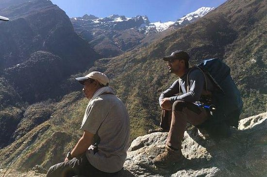 Exciting Langtang Valley Trek from...