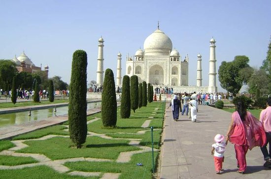 Agra Full-day Local Tour with Taj...