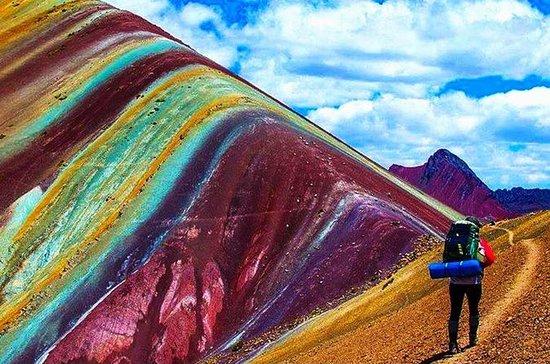 Tour a la montaña del arcoíris...