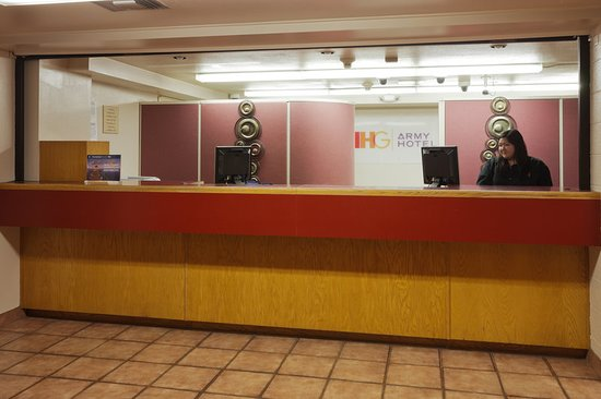 Fort Huachuca, AZ: Lobby
