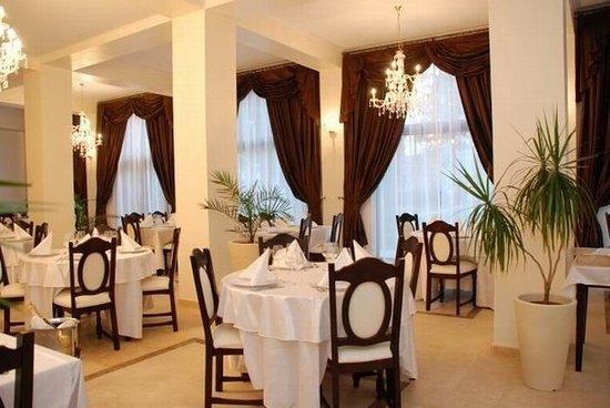 Mamaia, โรมาเนีย: Restaurant