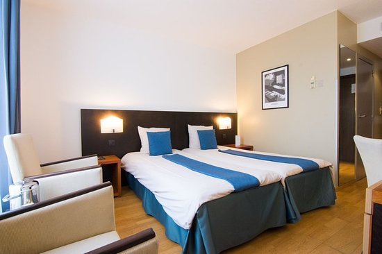 Velotel Brugge: Guest room