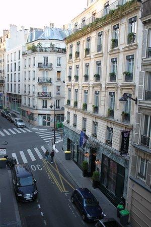 Hotel Paris Cujas Pantheon