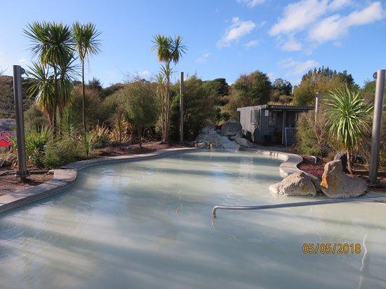 Tikitere, نيوزيلندا: One of the steam baths