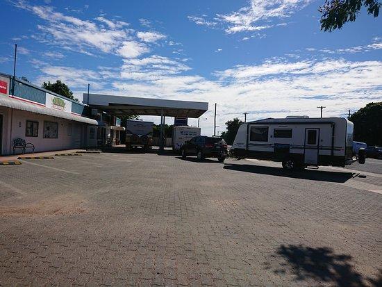 Georgetown Roadhouse - Ampol Petrol
