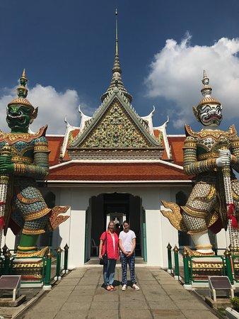 Wat Arun - Picture of My Tour Guide Bangkok, Bangkok